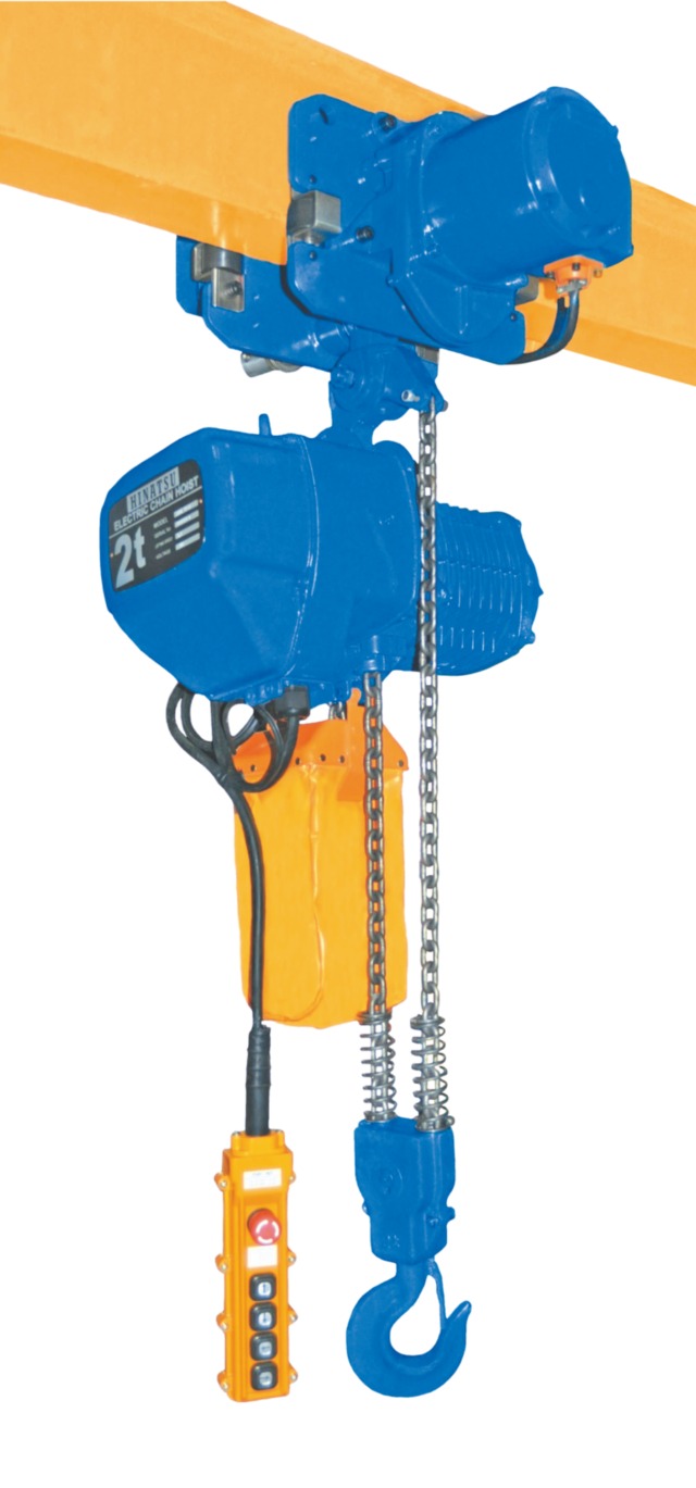 Electric Chain Hoist Jual Kompresor Angin Kompresor